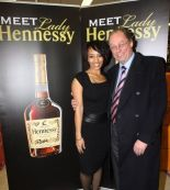 Gilles Hennessy and Lady Hennessy1