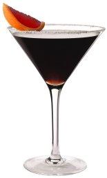 Dra Kahlua cognac cocktail