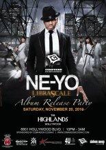Ne-Yo Album Release Party
