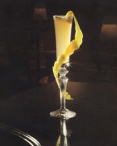 "... French 75″ Is The ""Cadillac"" Of Champagne-Based Cognac Cocktails"