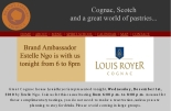 Louis Royer Cognac at Brandy Library 1