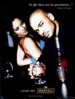 Martell Cognac Vibe Magazine 1998