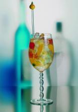 Millenium 2000 cognac cocktail