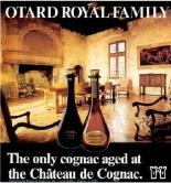 Otard Cognac New York Magazine 1986