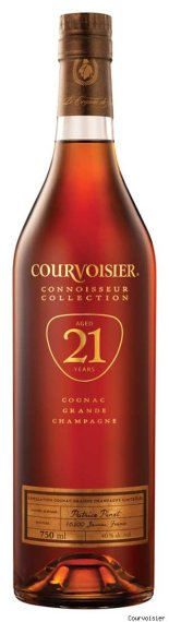 Cognac Paradis Courvoisier 21 Connoisseur Collection