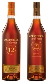 Courvoisier Connoisseur Collection 12 Years Old and 21 Years Old