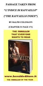 Cognac Paradis Ralph Colemann Indice Raffaello