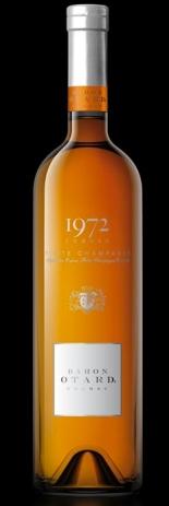 Cognac Paradis: Cognac Baron Otard Vintage 1972
