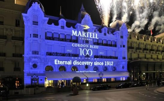Hotel de Paris in Monaco with Cordon Bleu Celebration 2012