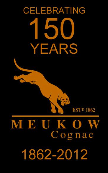 Cognac Meukow 150 years Anniversary