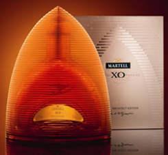 Cognac Martell XO Architect