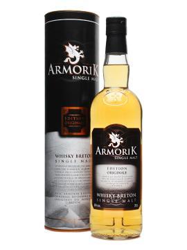 Warenghem Whisky Breton Armorik