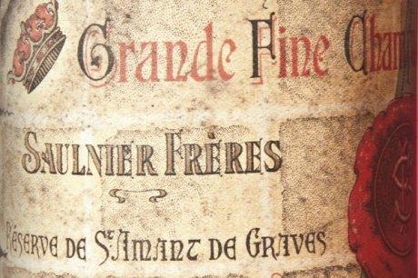 Saulnier Freres Cognac Fine Champagne (c) Christie's 2012