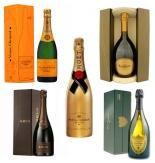 LVMH 5 Champagnes