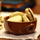 Butter Cookies made with Cognac