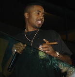 Nasir Jones 'NAS', Wild Rabbit by Hennessy