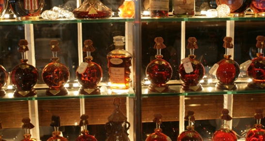 Andre's Cognac Lounge at the Monte Carlo in Las Vegas
