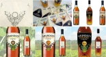 Cognac Amundsen, for Norwegian Liquor Market by Brillet