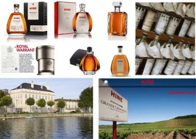 Hine Cognac, Product Portfolio