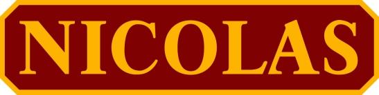 Logo Magasin Nicolas