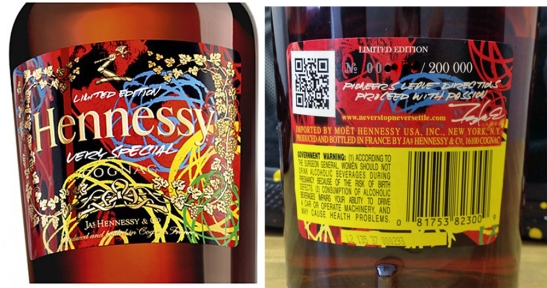 Hennessy Cognac VS by Futura