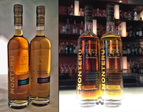 Monteru Single Grape Brandy, an Innovation from the Cognac Region
