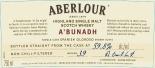 Aberlour A'Bunadh No Age Statement