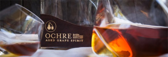 Ochre Brandy, Aged Grape Spirits