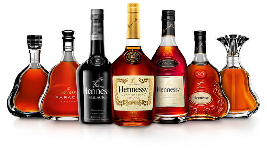 Hennessy Product Line 2015