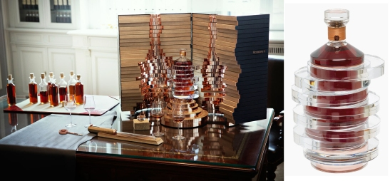 Hennessy 8 - Edition 250th Anniversary designed by Arik Levy