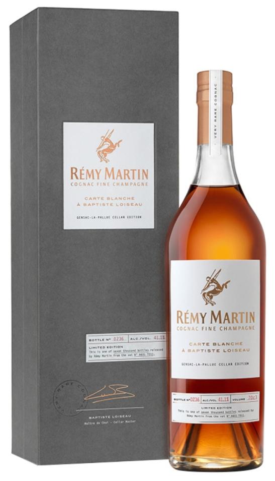 Remy Martin, Loiseau, Limited Edition, Carte Blanche No.1
