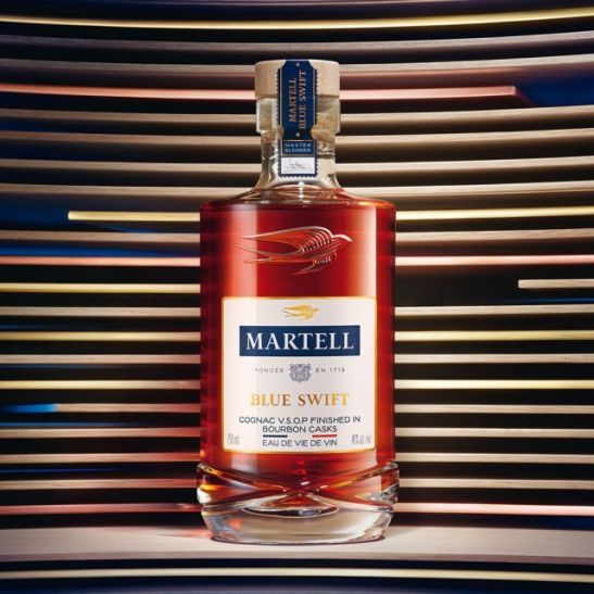 Martell Blue Swift 1st edition 2016