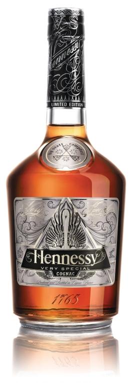 Hennessy VS Scott Campbell