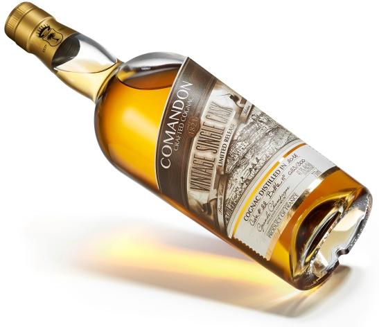 Comandon Cognac Single Cask, Vintage 2012, Grande Champagne Cask #22