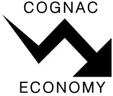 Cognac Sales Image Logo Icon
