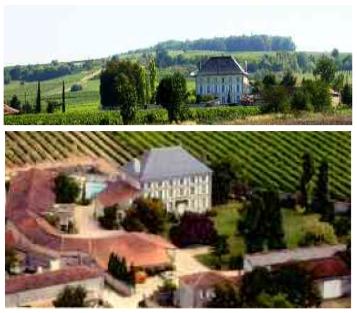 Domaine Du Treuil de Segonzac, Chateau