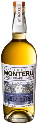 Monteru Brandy of Chardonnay