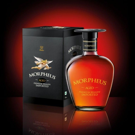 Brandy Morpheus, Produced and sold in India