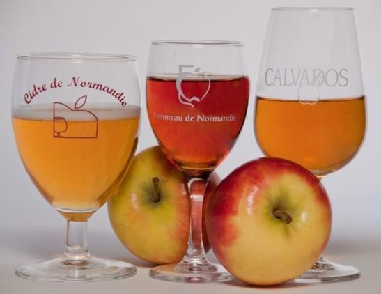 Calvados, Cider and Pommeau