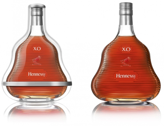 Hennessy XO, Limited Edition designed by Australian Marc Newsome