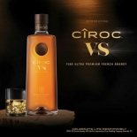 CIROC BRANDY VS MADE IN THE COGNAC REGION, BUT THIS NOT A COGNAC