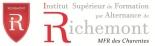 Institut Superieur de Formation par Alternance de Richemont